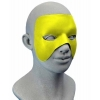 Customizable Mask W/ Spirit Gum Yellow